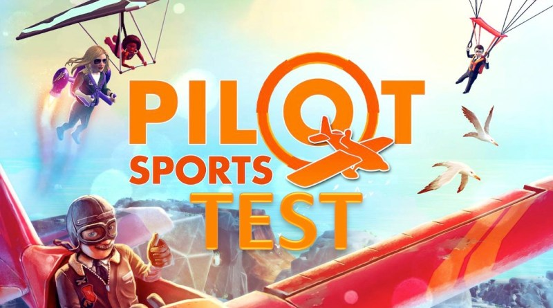 test Pilot Sports Switch