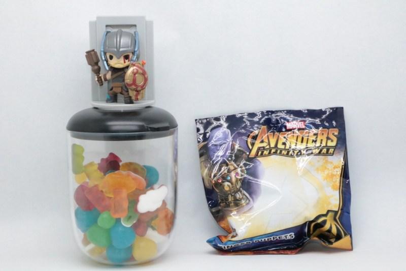 Concours Figurines Podz édition Marvel