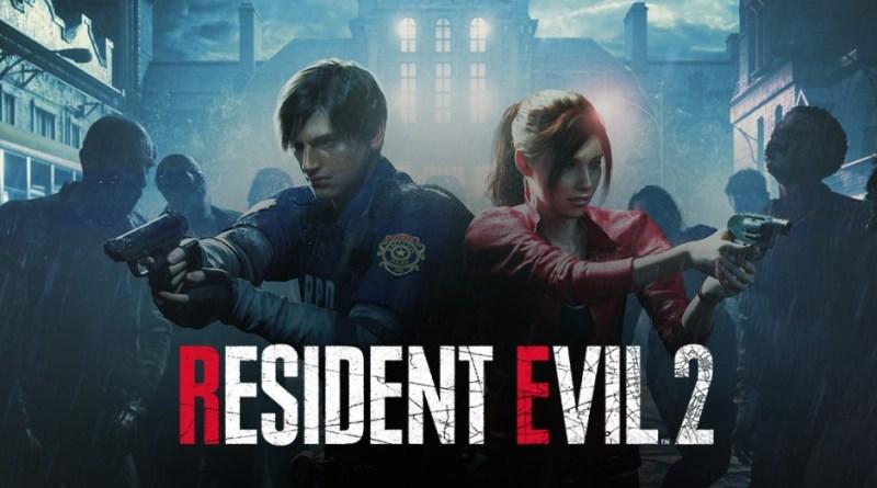 Resident evil 2 vidéo