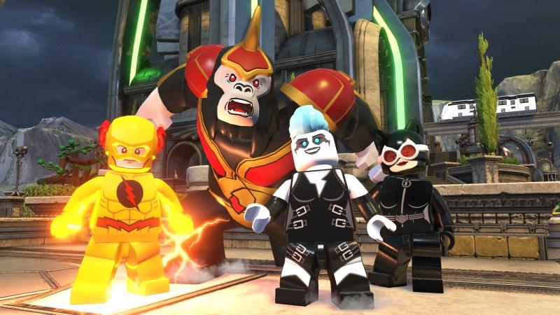 test LEGO DC Super-Vilains PS4 - gouaig
