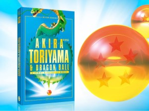livre Akira Toriyama et Dragon Ball