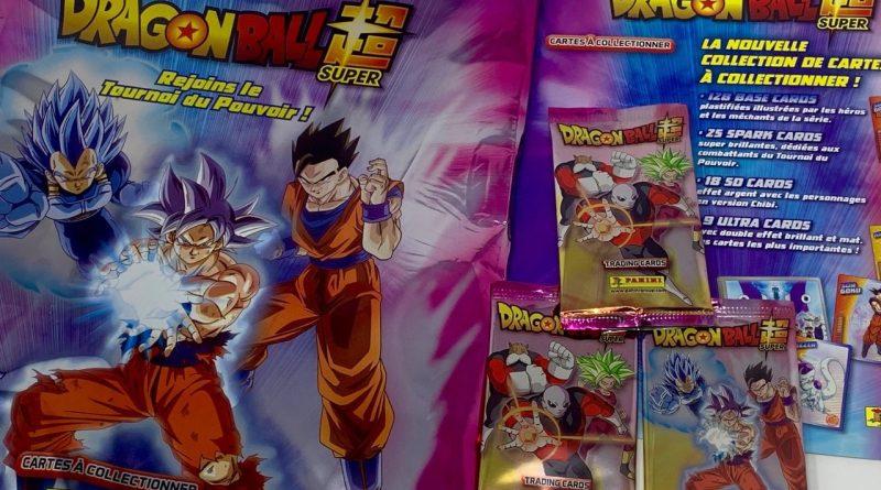 Dragon Ball Super Trading cards
