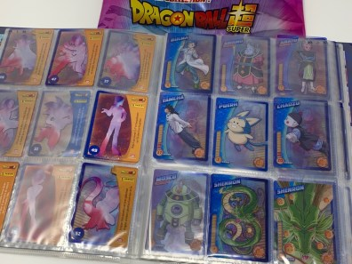 Avis Dragon Ball Super Trading cards - Gouaig - 20
