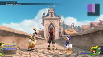 Test Kingdom Hearts 3