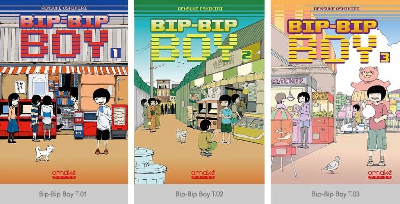 bip bip boy