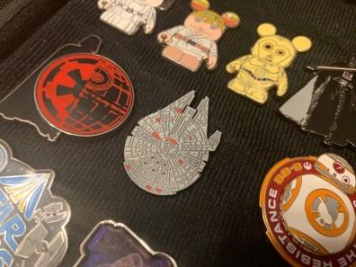 nouveaux pin's Han Solo collector - 6