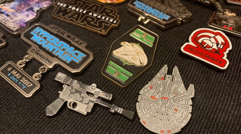 pin's Han Solo collector
