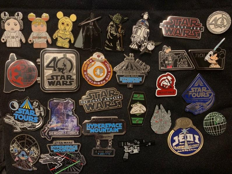 nouveaux pin's Han Solo collector - 8