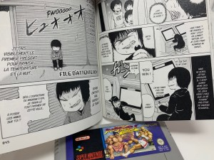 Avis Manga BIP-BIP Boy Omake Manga