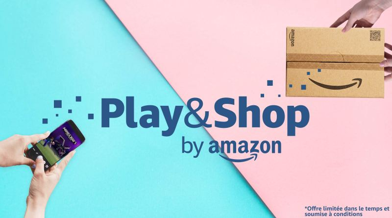Appstore Amazon Play & Shop