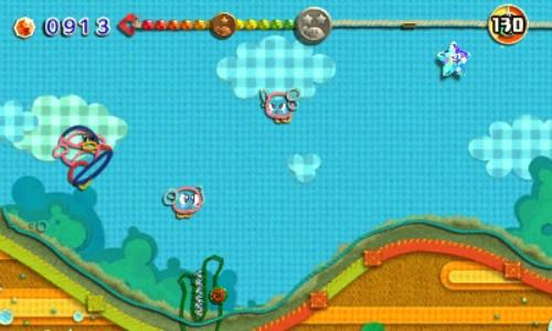 Test Kirby Au fil de l aventure 3DS