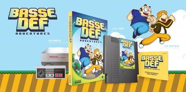 Basse Def Adventures NES