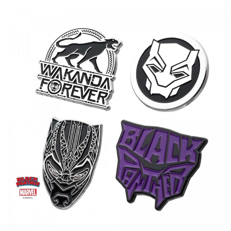 pin's black panther