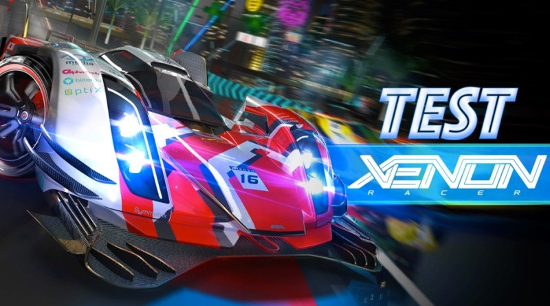 test Xenon Racers avis