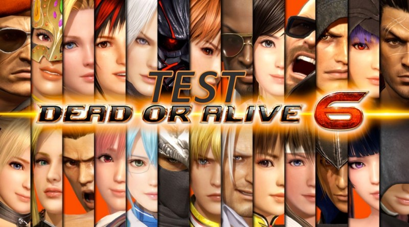 test dead or alive 6 - Gouaig