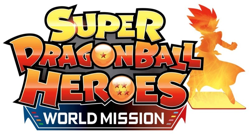 logo Super Dragonball Heroes World Mission