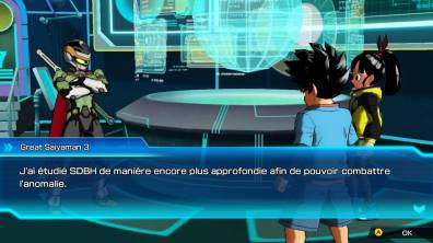 Test Super Dragonball Heroes World Mission - Gouaig - 1