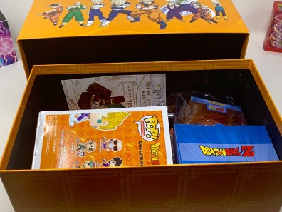 Unboxing Wootbox Dragon Ball Z