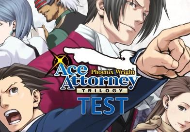 test Phoenix Wright Ace Attorney Trilogy