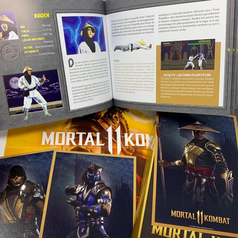 Mortal Kombat 11 collector