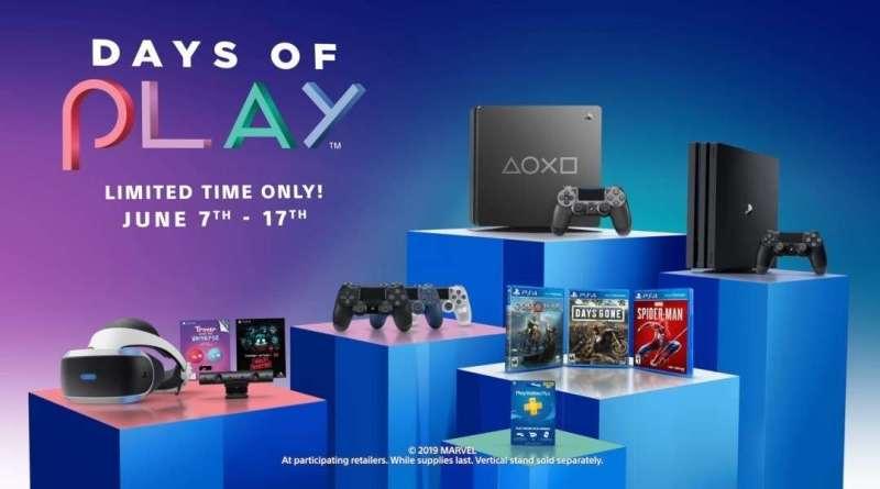 promo consoles jeux PS4