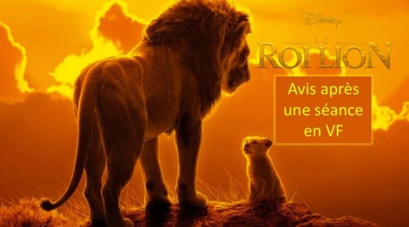 Avis Cinéma Le Roi Lion 2019 - Gouaig