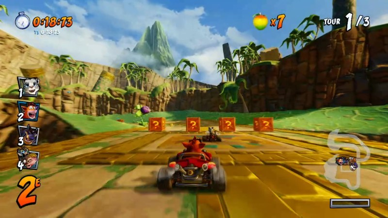 Test Crash Team Racing Nitro-Fueled