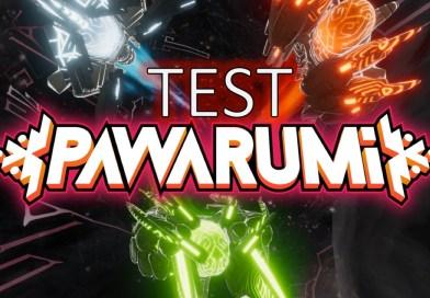Test Pawarumi - Shoot'em Up Switch Xbox PC - Gouaig