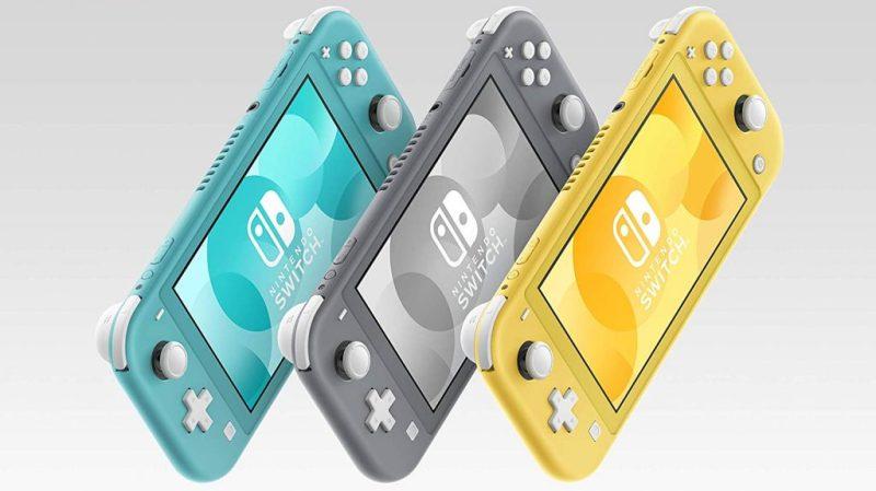 acheter Switch Lite