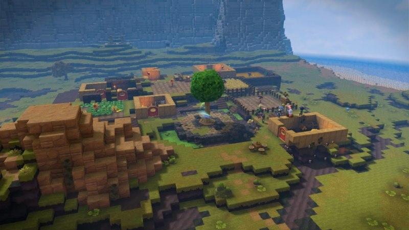 Test Dragon Quest Builders 2