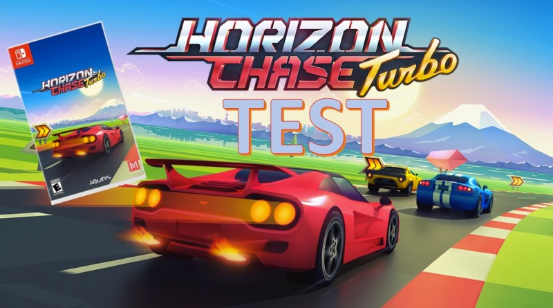 Test Horizon Chase Turbo Switch