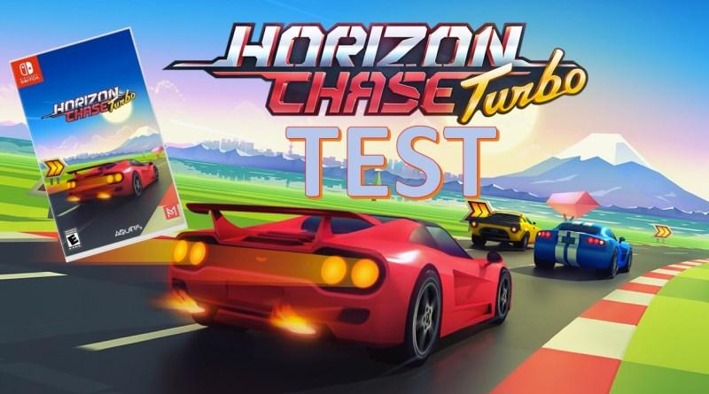 Test Horizon Chase Turbo Switch