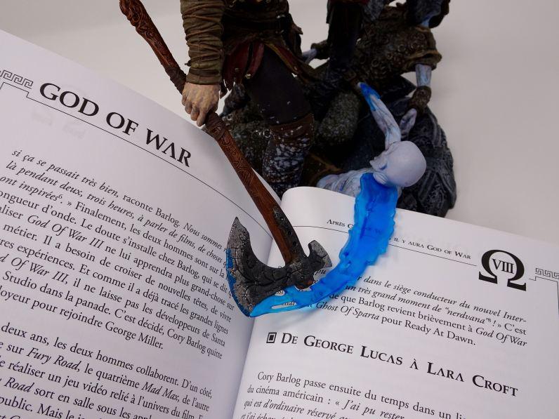 avis L'Histoire de God Of War Pix'n Love - 4