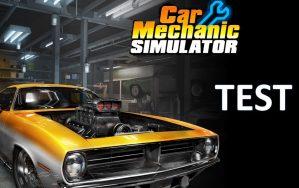 Test Car Mechanic Simulator - gouaig