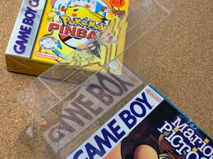 Protéger jeux retrogaming Game Boy