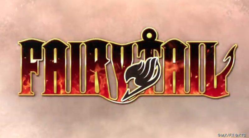 Fairy Tail date de sortie