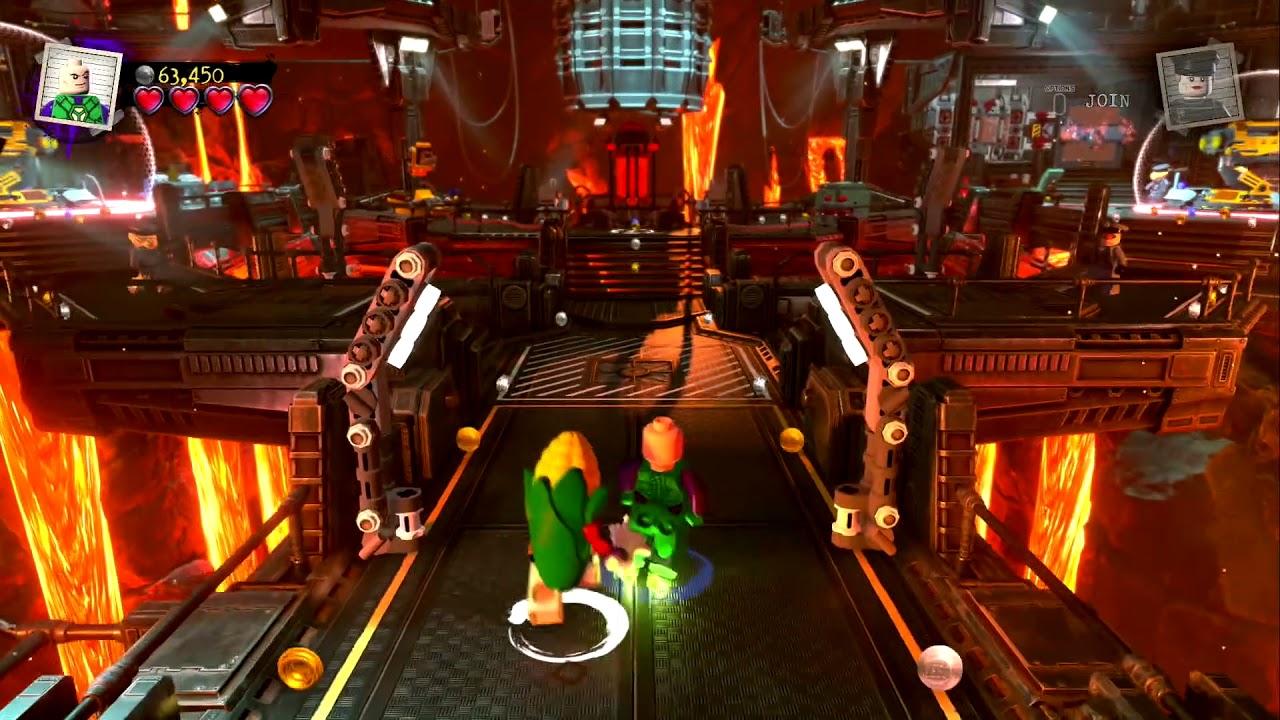 LEGO DC Super Vilains gameplay