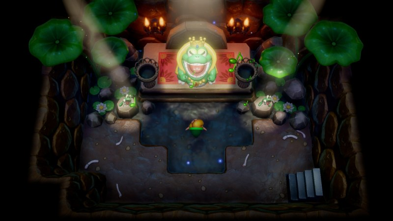 Test The Legend of Zelda Link's Awakening