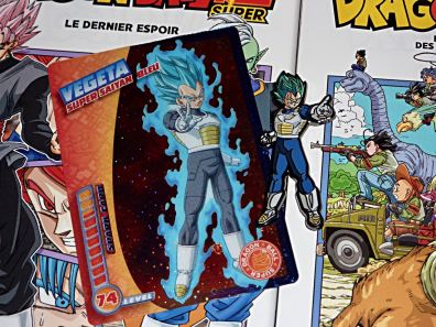 FigPin Dragonball Super