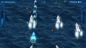 Test Psikyo Shooting Stars Alpha Switch