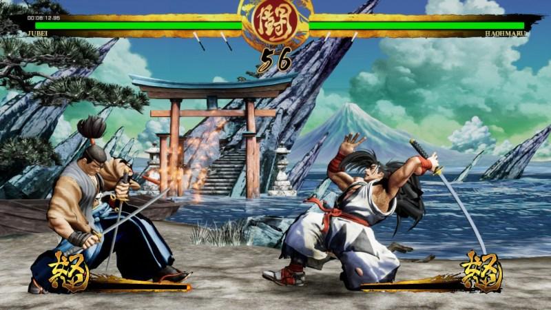 Test Samurai Shodown Switch