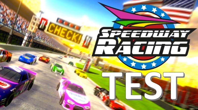test speedway racing switch