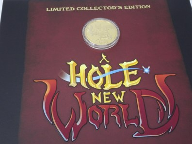 Collector A Hole New World First Press