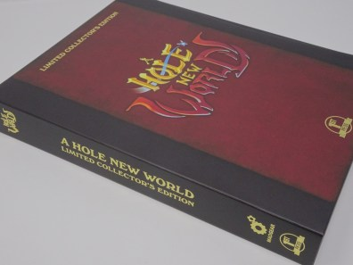 Collector A Hole New World First Press 2