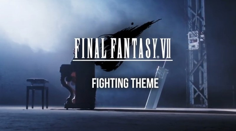 Owaru Final fantasy VII fighting theme