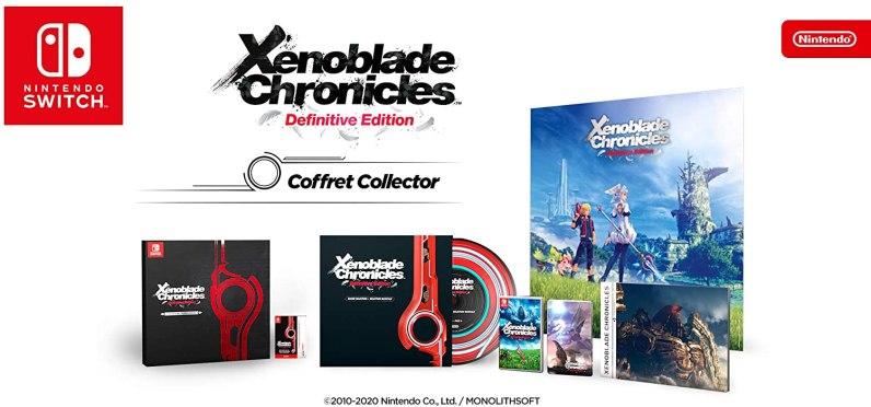 collector Xenoblades Chronicles DE