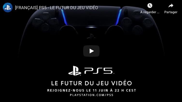 jeux PS5 annoncés par Sony Interactive Entertainment en francais
