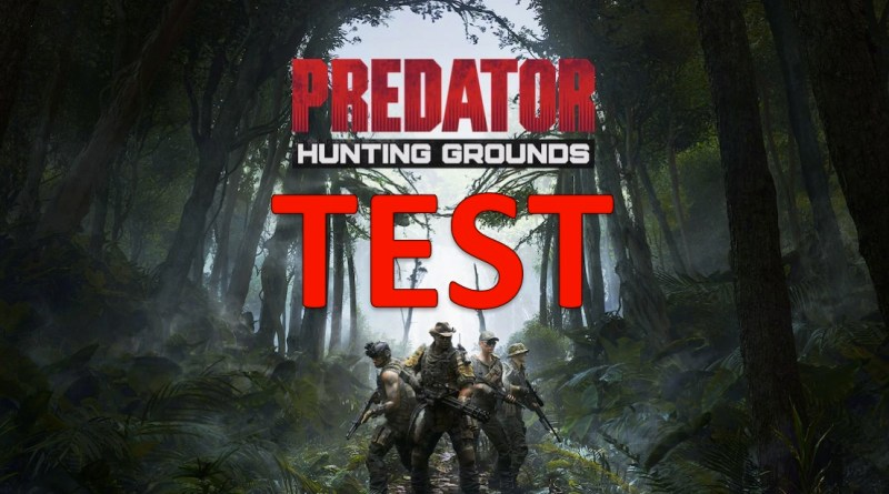 test predator hunting grounds
