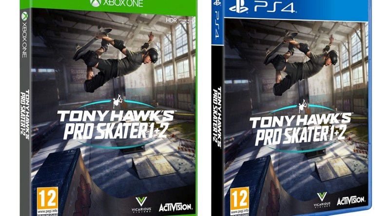bon plan Tony Hawk's Pro Skater 1+2