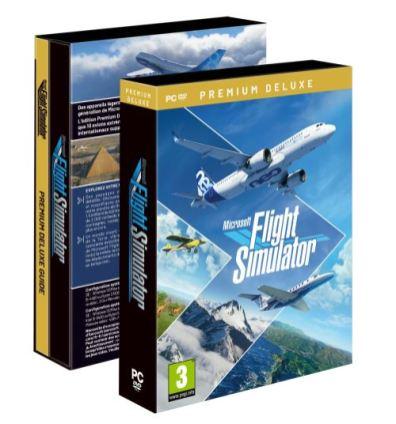 editions flight simulator